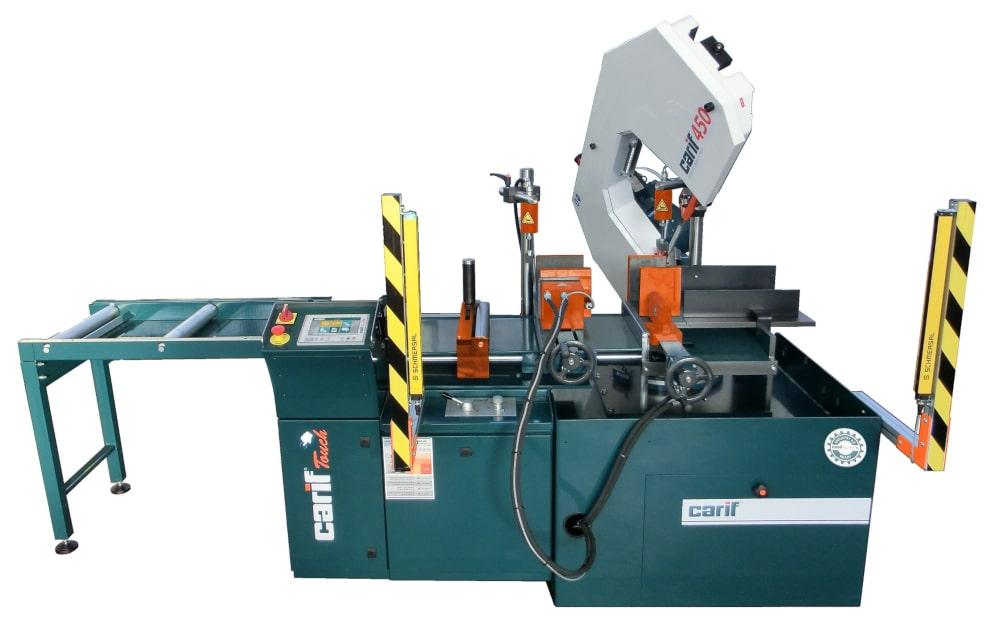 Venta de maquinaria de corte de acero Carif