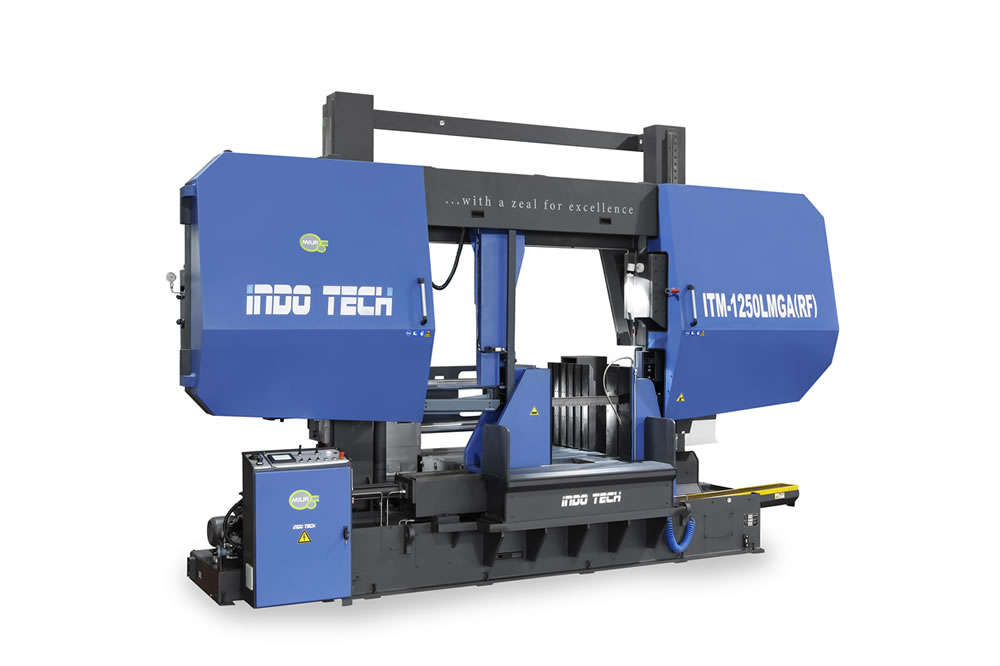 Venta de maquinaria de corte de acero INDO TECH